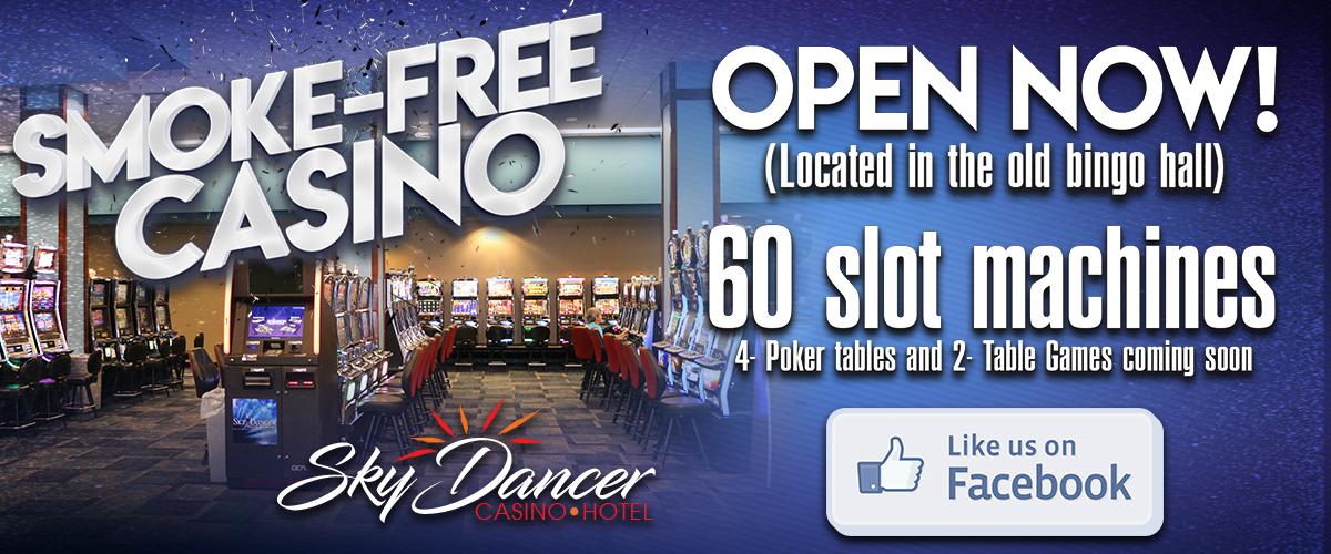 Smokefree casino montreal casino